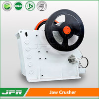 Upscale cobblestone jaw crusher with good gravel particle shape