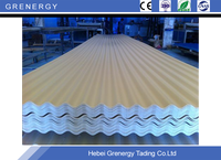1320*420mm Color Stone coated metal roofing tile zinc roof sheet price