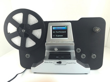 factory oem roll film scanner/ super 8mm roll film scanner digital converter