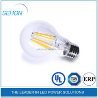 Direct buy china 8w or 10w 1000lm led filament bulb E27 or B22 led bulb filament WW globe led bulb filament