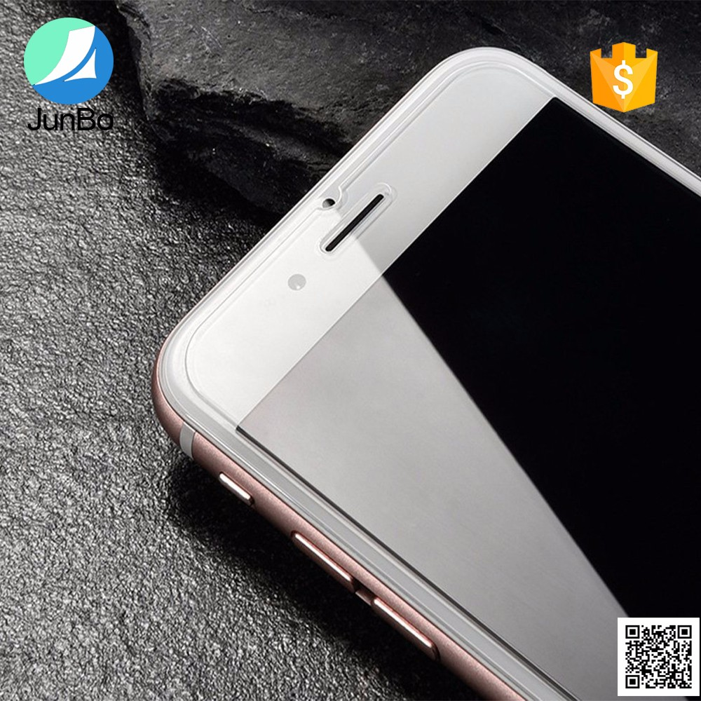 New premium tempered glass screen protector for iphone 7, for iphone 7 tempered glass