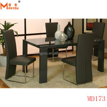 new home cheapest MDF wood dining table