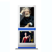 Wow! 55 inch multi-functional high light LCD outdoor advertising digital signage player