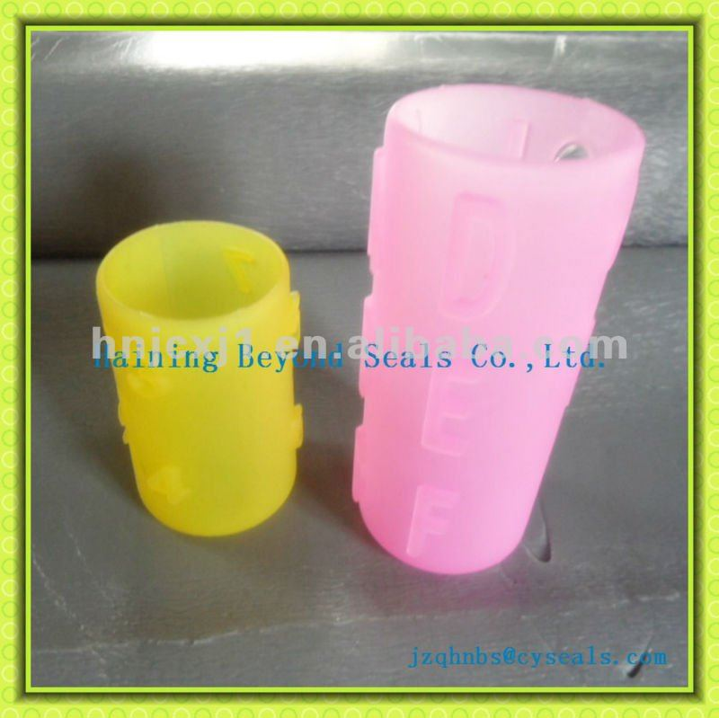 Custom Silicone Cup Cover_glass cup cover_silicone bottle covers