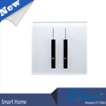 High quality 1 Gang single control smart home touch light wall switch Smart home switch