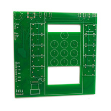 Small Printed Electronic Development Ultrasonic Sensor Pcb Circuit Board