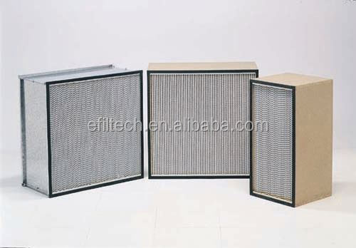 For Cleanrooms ULPA H12 H14 U15 U16 U17 Air Filter cabinet ventilation fans