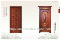 Solid wood bedroom door