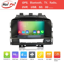 1024*600 Resolution Touch Screen Car Interface For Opel Astra(2008-2011) Support FM/AM Radio Mirror Link Bluetooth DVR