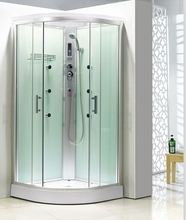 hot sale tempered glass cheap diamond shower enclosure custom made smart shower enclosure
