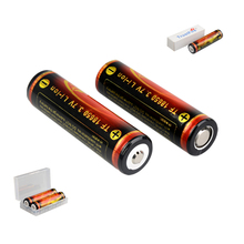 TrustFire Rechargeable 3.7V 3200mAh 18650 Protected Battery