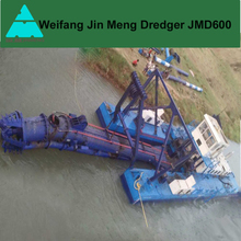 River Dredging Equipment for Navigation Dredging