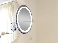 Adjustable 7x magnification Warm Led Lighted Makeup Mirror