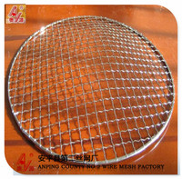 stainless steel Charcoal bbq grills steel wire mesh
