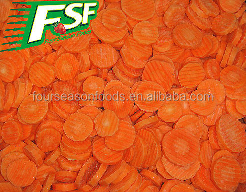 Wholesale Frozen chinese food, Frozen/IQF Carrot whole/dices/slices ,Frozen buik vegetables