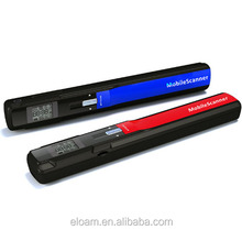 Portable mobile pen scanner, handheld scanner with 900DPI