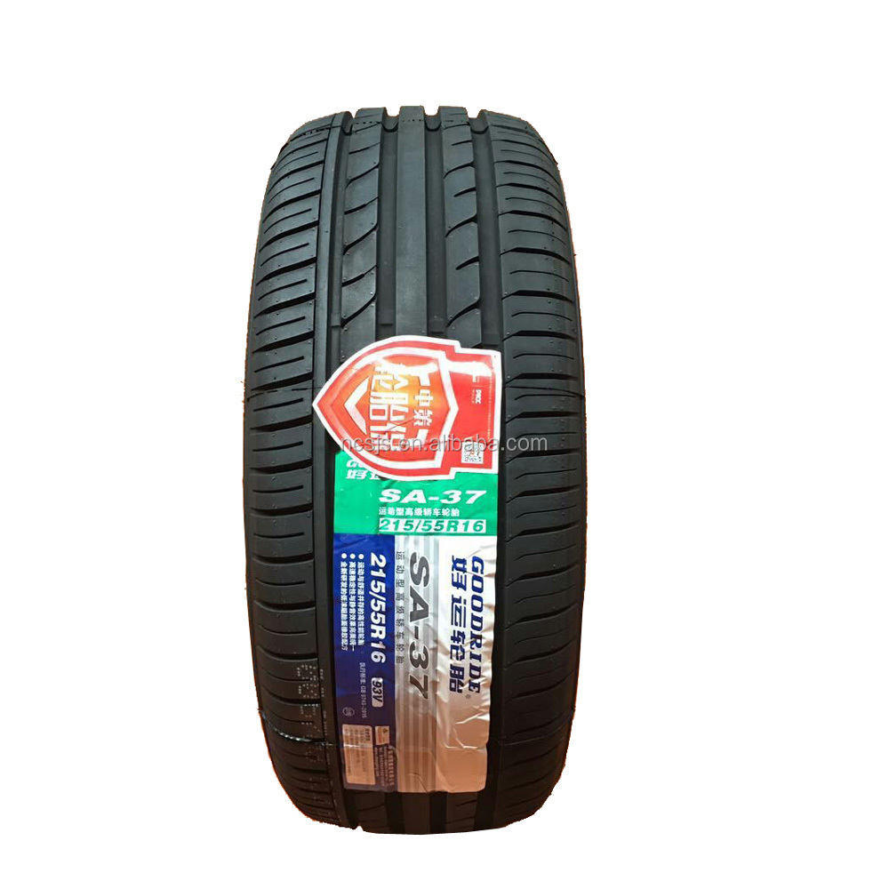 Light truck container off road tire best chinese brand 215/55R16 car tyre