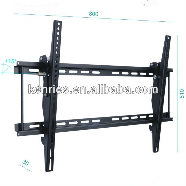 tilt lcd tv bracket metal tv bracket support