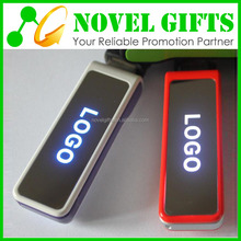 Promotion Logo Light up Mirror USB Flash Drive Memory Disk