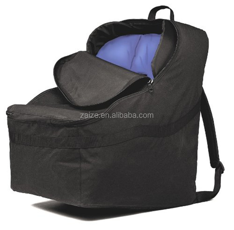Ultimate Backpack Padded Car Seat Travel Bag