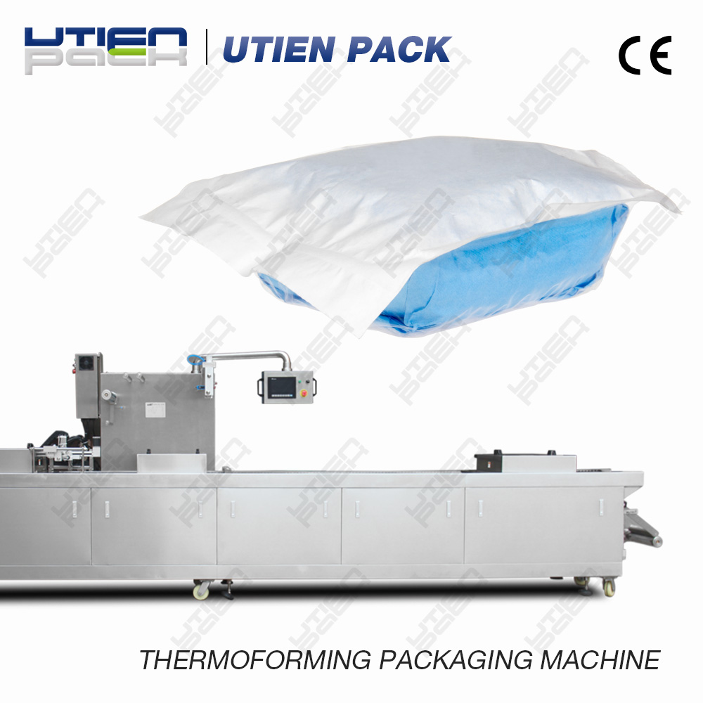 Medical Cotton Gauze Packing Machine