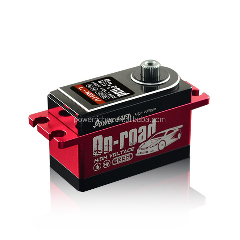 New 20KG High Torque Coreless High Voltage Servo for RC Car