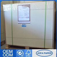 Preferential Price Specialized Superior Quality White Board Paper