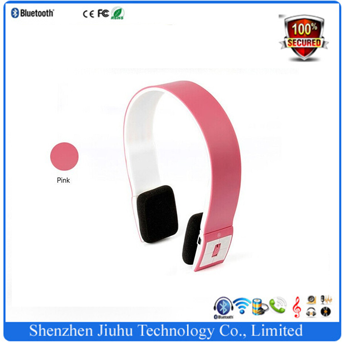 Ultra-light Weight Headband Wireless Bluetooth Headphone with Good Quality
