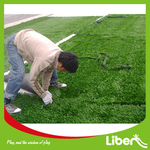 Good Quality Landscaping Soccer Fake/Football Sports Pitch /Football Artificial Turf grass LE.CP.025