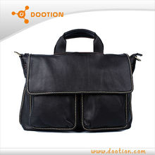 Best quality leather office bags for men with genuine leather material
