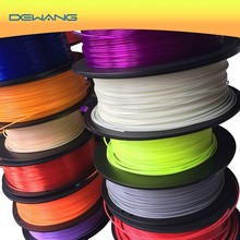 Extruding Plastic 3d printer filament 1.75mm PLA