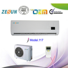 220V/60Hz 12000 BTU R410a,Ar Condicionado,China Portable Mini Wall Split Type Air Cooler Condition