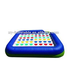 Colorful Item Inflatable Twister Game