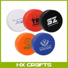 Promotional Printing Sports Sponge Hockey Puck Hockey Pucks Ice Hockey Pucks