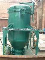 Leaf filter for crude oil/Vibrating cake discharge filter machine