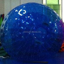 Safety interesting inflatable human size hamster zorb ball for hot sale