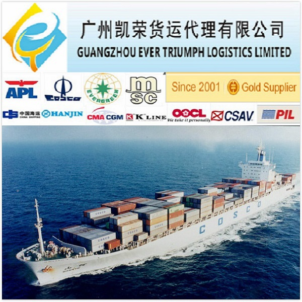 Shenzhen Guangzhou China bulk cargo ship to Rio Grande