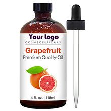 4OZ OEM Grapefruit 100% Pure, Undiluted Grapefruit Essential Oil Therapeutic Grade - 120ml. Great for Aromatherapy!