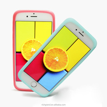 Multi Function Night Light glow Luminous Silicone Ring Frame for iphone 5 5s Bumper Case Universal