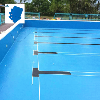 Geomembranae hdpe precio waterproof membrane hdpe for swimming pool