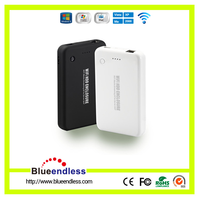 USB 3.0 to SATA 300M Wireless Router 2.5 Inch WiFi HDD Enclosure