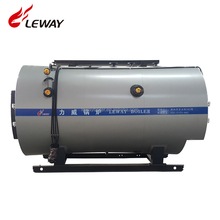 Hot Sale Full Automatic Three Passes 1000KG Diesel Oil Steam Boiler Cost with Big Discount