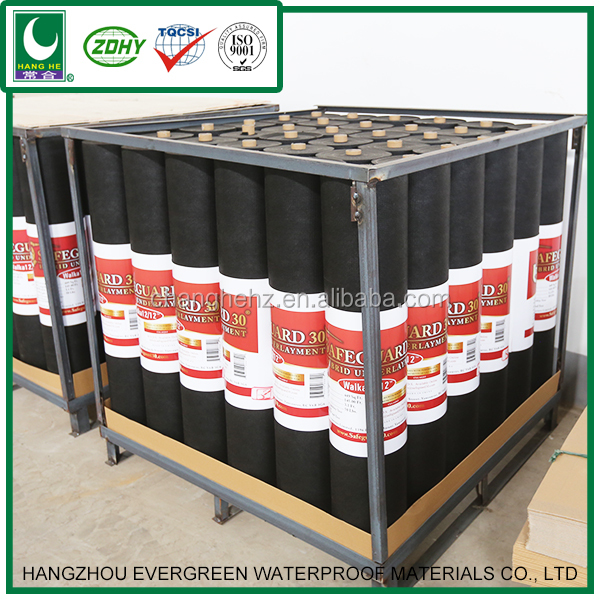 Custom packing waterproof asphalt sheet