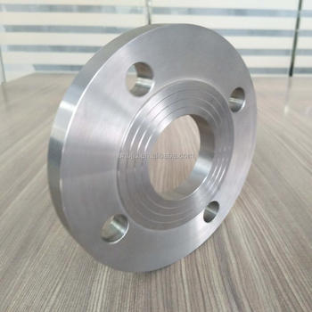 ASME B16.5 forged titanium welding flange price for industry
