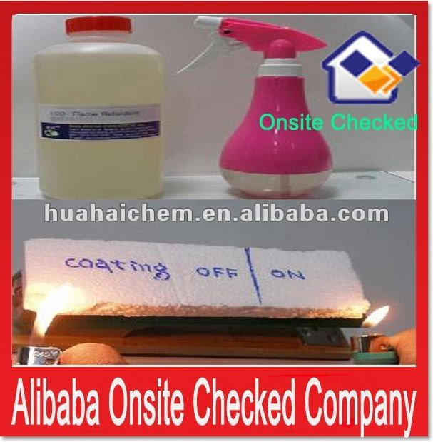 new flame retardant 2012 chemical used in flame retardant chef coat