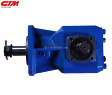 HT250 bevel gear for mower gearbox