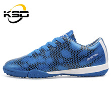 KSD Cool Football Boots 2018 Kids Soccer Shoes Factory Kids Sport Shoes