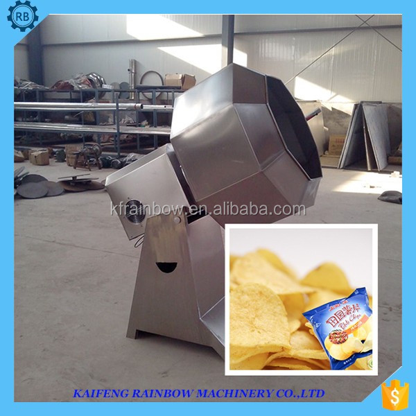 Lowest Price Big Discount Potato Chip Maker Machine Sweet Pringles Potato Chip Making Machine