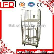 Japanese Warehouse cage cart