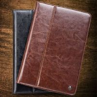 QIALINO Wholesale Premium Quality Slim For Apple For Ipad Air Leather Case Cover